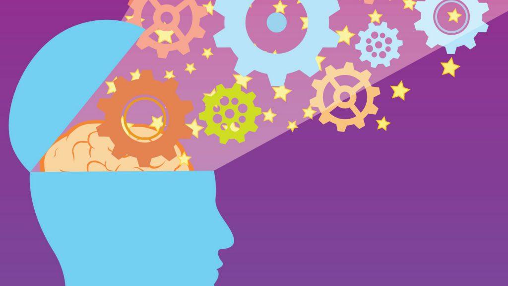 psychologie en afvallen