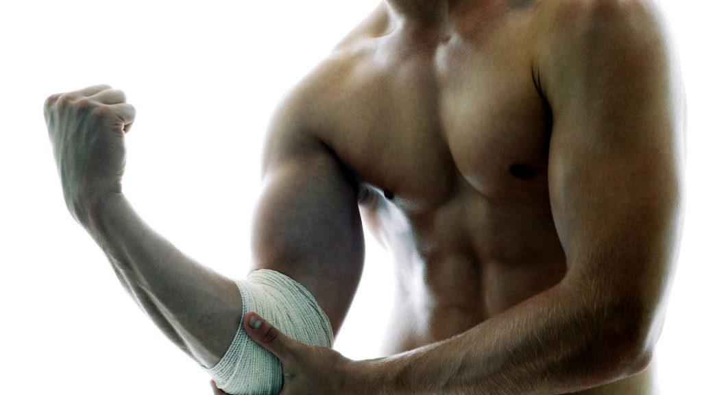 Spierpijn na het sporten afzwakken